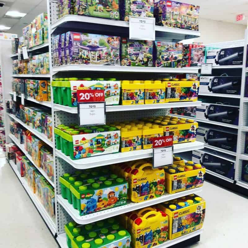 Legos on sale Boscov's