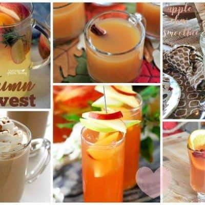 Fun Fall Drink Recipes