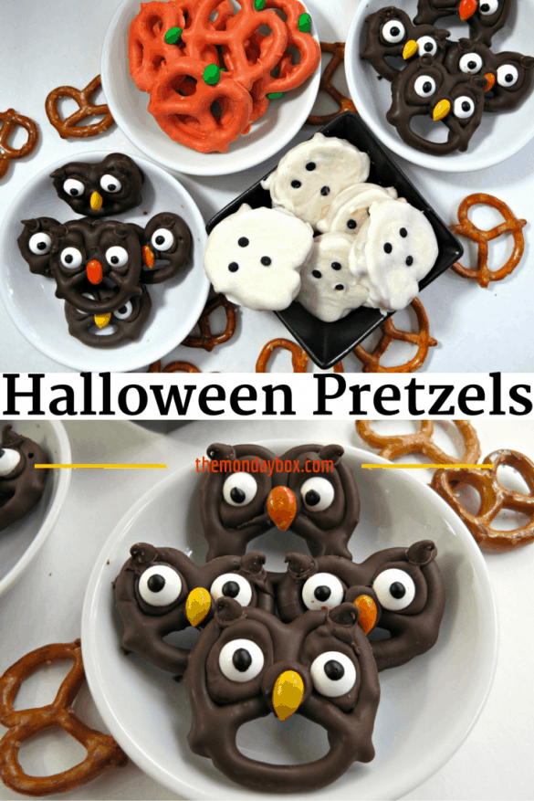 Halloween Pretzels from The Monday Box