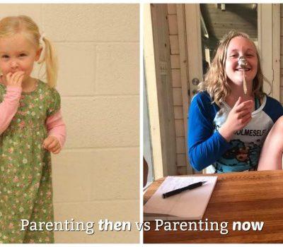Parenting Teens: Parenting Then vs Now