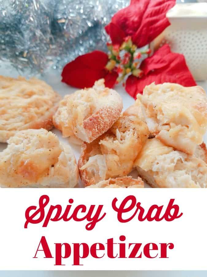 Spicy Crab Appetizer Recipe