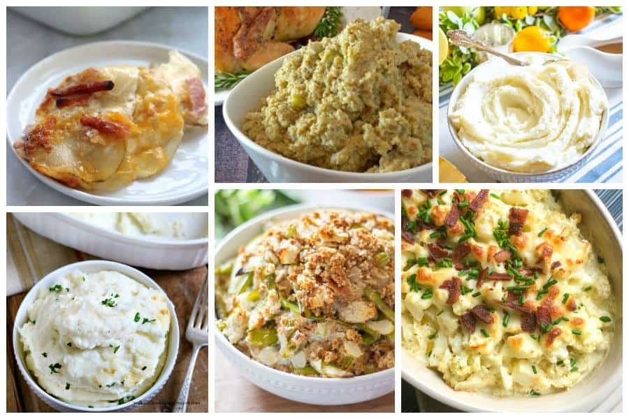 Thanksgiving Side Dishes Recipe Ideas