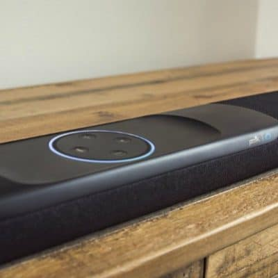 All in One Sound System: Polk Sound Bar
