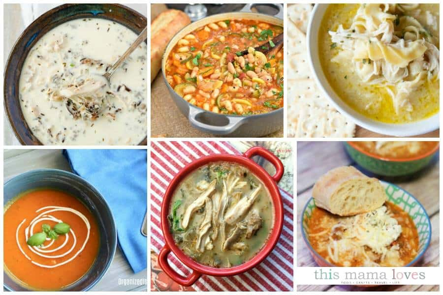 best fall soup recipes this mama loves