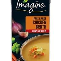 Low-Sodium Chicken Broth, 32 oz.