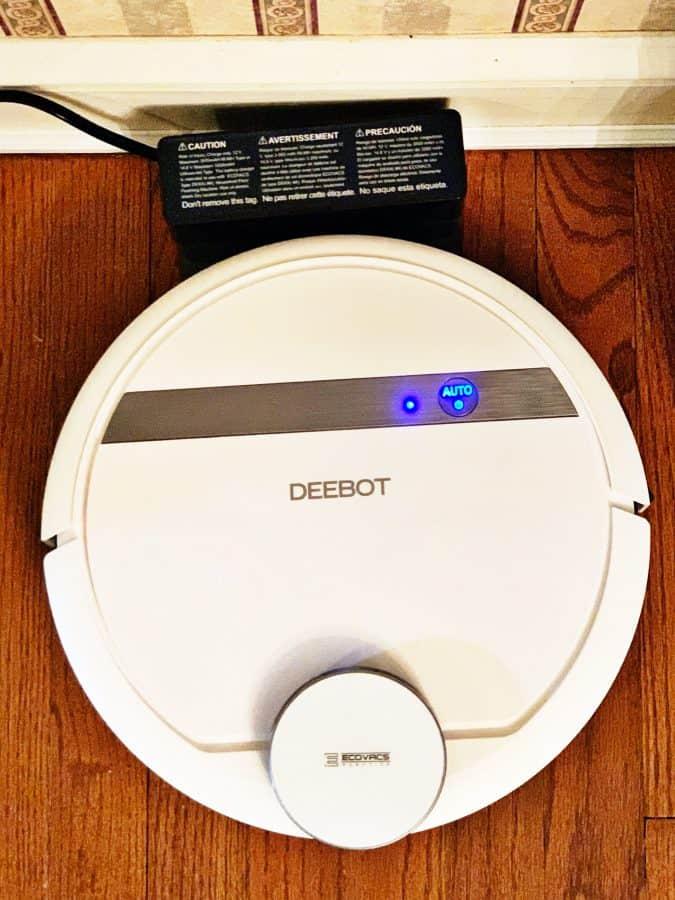 The best robotic vacuum Deebot