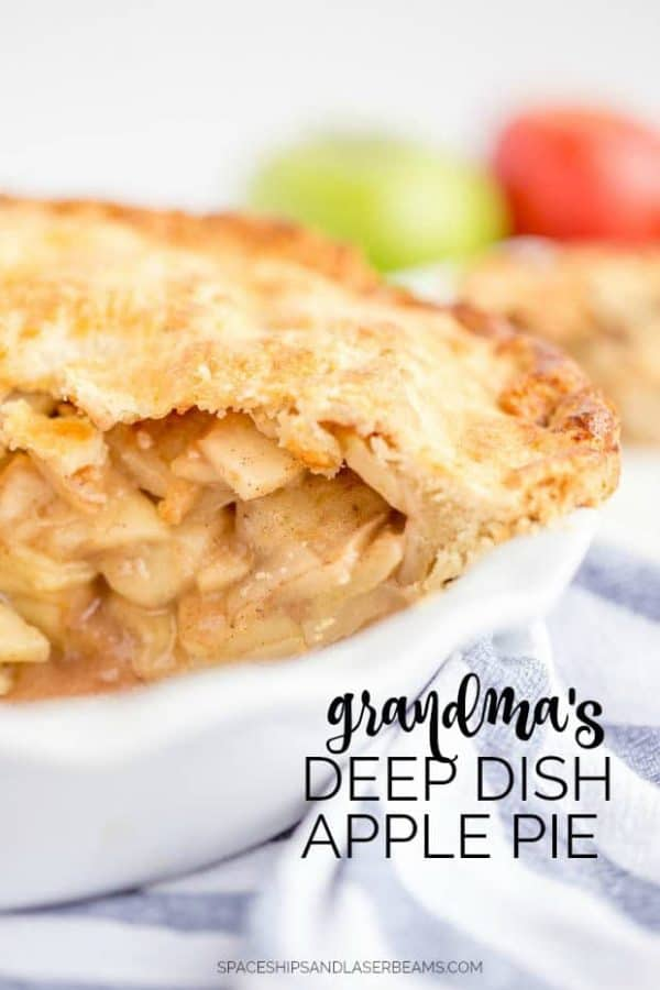 Deep Dish Apple Pie from Spaceships and Laserbeams