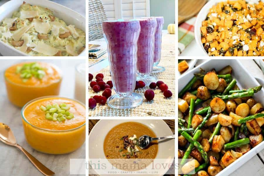 Family Friendly Vegetarian Recipes from This Mama Loves