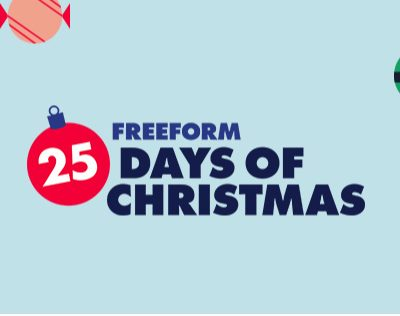 Freeform's 25 Days of Christmas 2019 Schedule
