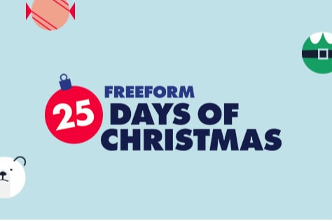 Freeform 25 Days of Christmas 2019 (1)