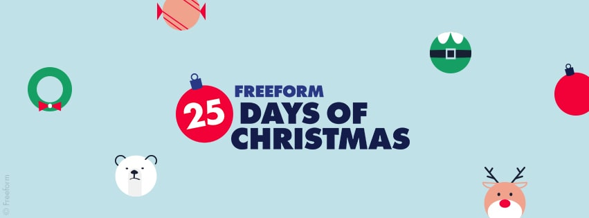 Freeform 25 Days of Christmas 2019