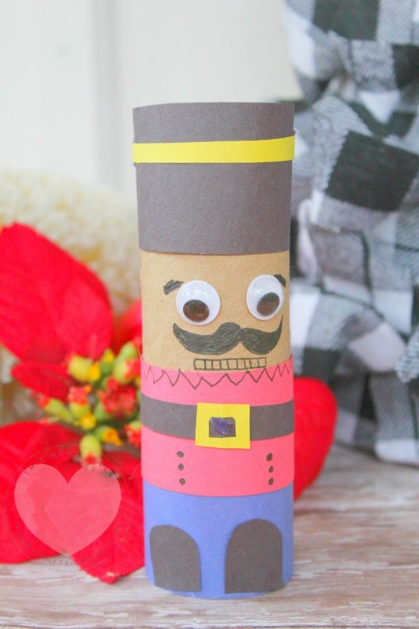 Nutracker Movie Toilet Paper Roll Craft 2