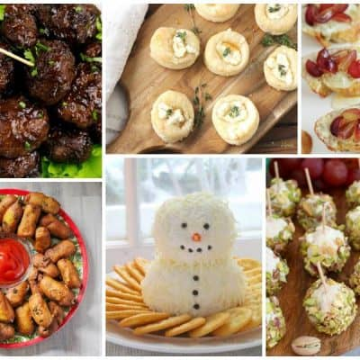 Party Appetizer Recipes from This Mama Loves