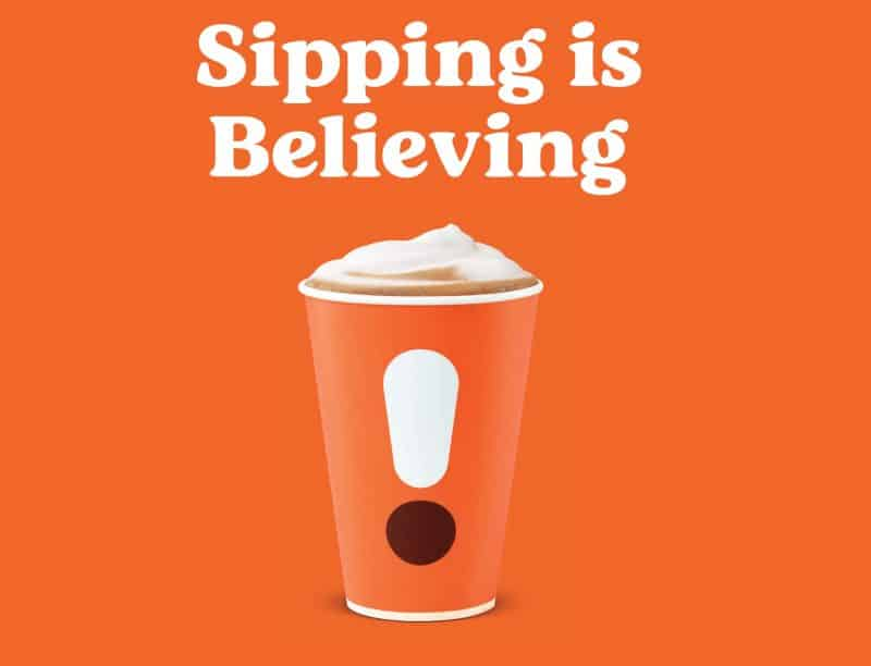 Sipping Is Believing