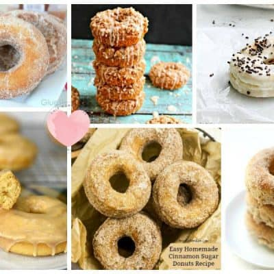 The Best Homemade Donuts