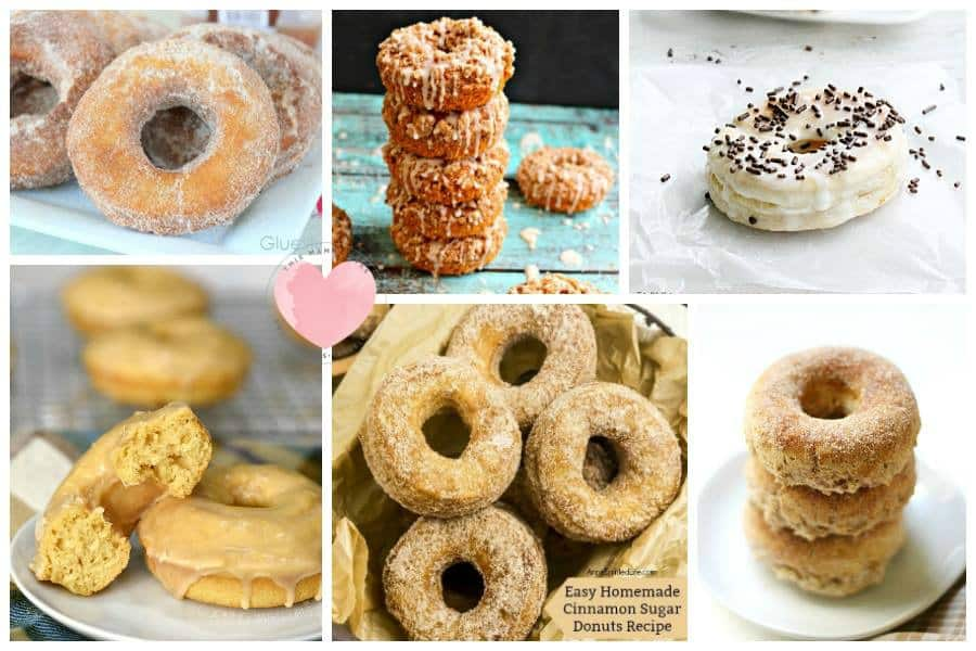 The Best Homemade Donuts Recipes h