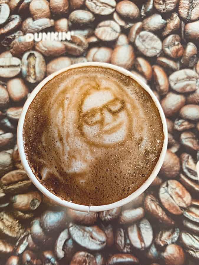 baristart latte profile