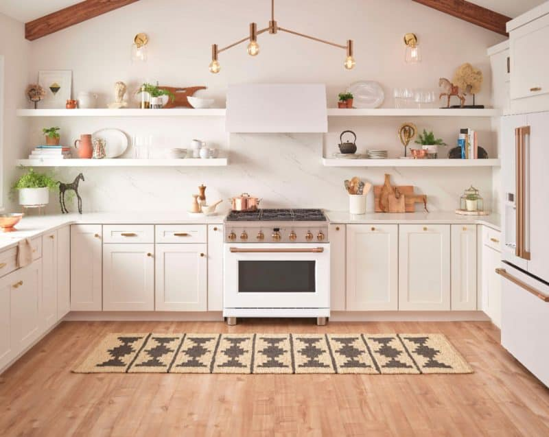 cafe matte white customizable appliances