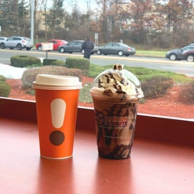Ten Things I love about Dunkin'