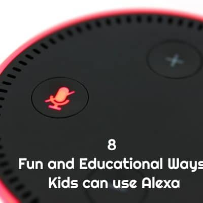 8 Fun and Educational Ways Kids can Use Alexa