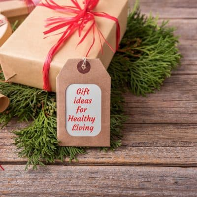 Holiday Gifts for Healthy Living