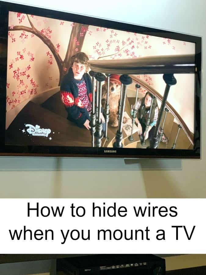 Need to know how to hide those wires when you hang your TV on the wall? @LegrandNA has you covered- grab one of their  in-wall power kit from @BestBuy! Hide them AND keep them safe from the kids and the cat!