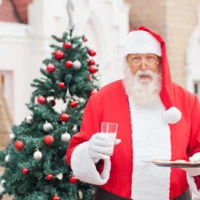 Santa's Favorite Christmas Cookies