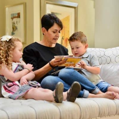 10 Minutes a Day Will Get Your Child Reading