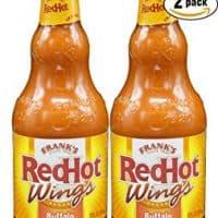Frank's RedHot Buffalo Sauce, 12oz