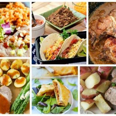 Pork Dinner Recipes