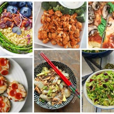 Easy Keto Friendly Recipes