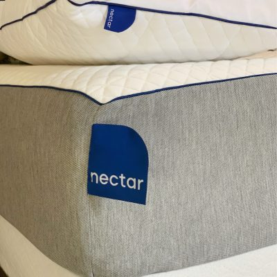 Upgrading your Teen to a Bigger Bed with NECTAR Mattress- online mattress review- boxed mattress- memory foam mattress- full sized mattress