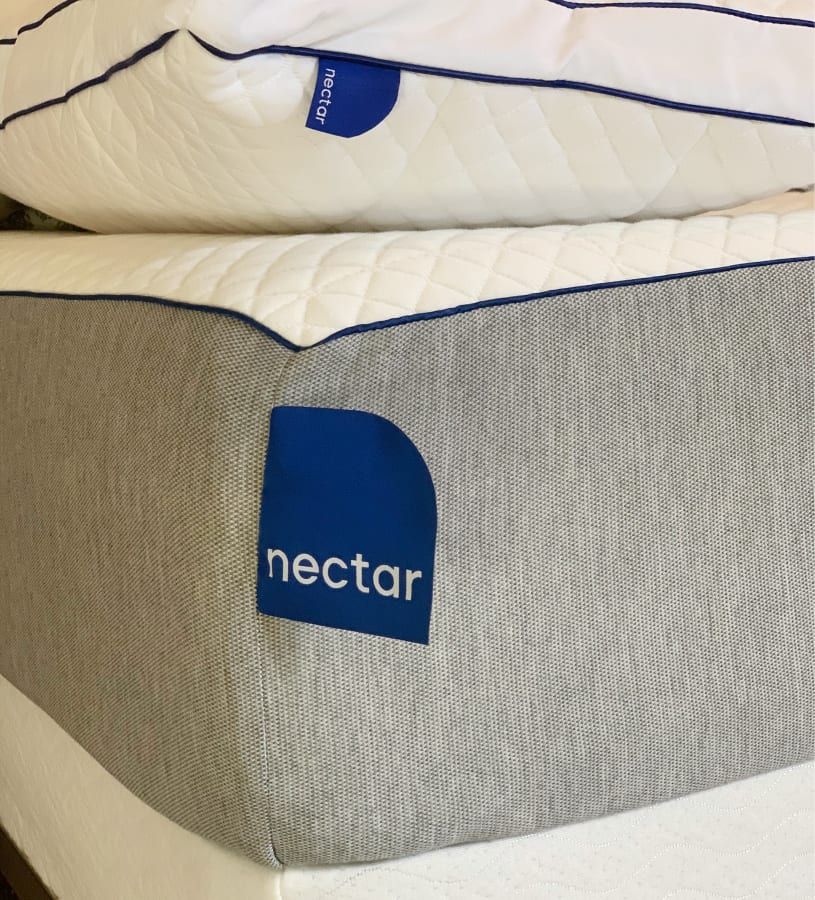 Upgrading your Teen to a Bigger Bed with NECTAR Mattress- online mattress review- boxed mattress- memory foam mattress- full sized mattress