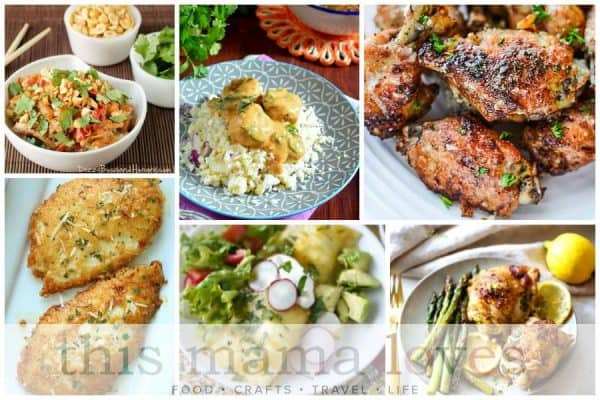 Quick and Easy Chicken Recipes from This Mama Loves