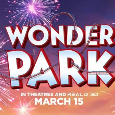 Wonder Park - Key Logo