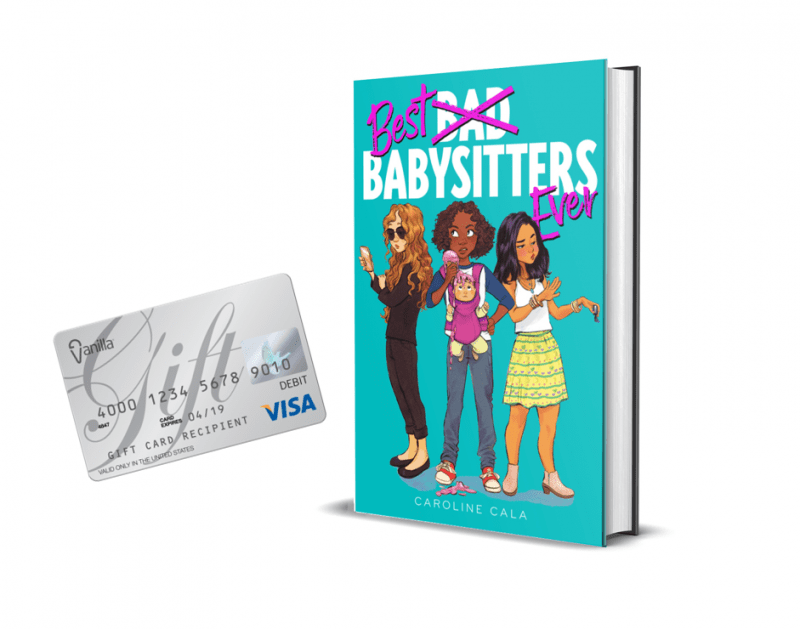 best babysitters ever prize pack giveaway