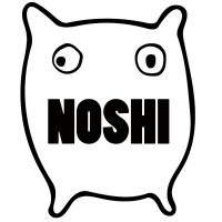 noshi food paint logo