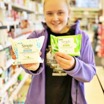 Tips for Teen Skin Care on the Go