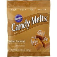 Caramel Flavor Candy Melts, 8 OZ.