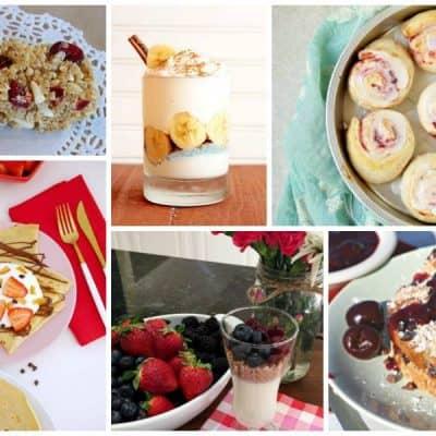 Family Friendly Breakfast Recipes