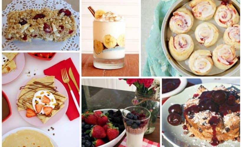 Family Friendly Breakfast Recipe Ideas