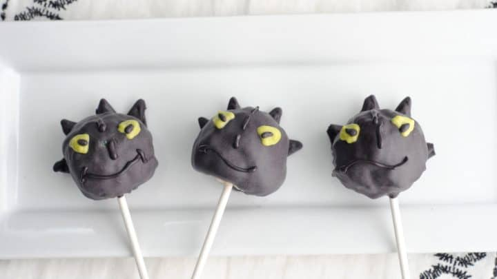 Toothless Treats- How to Train Your Dragon Pops