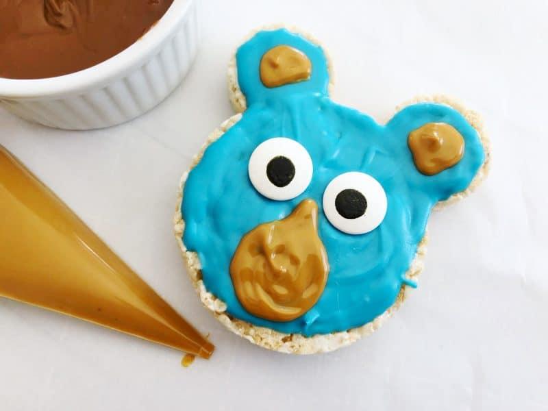 Wonder Park Boomer Bear Krispy Treats c