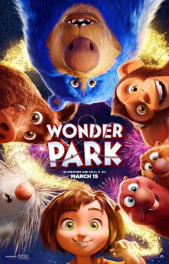 Wonder Park Key Art - Poster