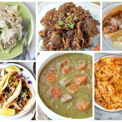 Crock Pot Recipes for the Whole Family