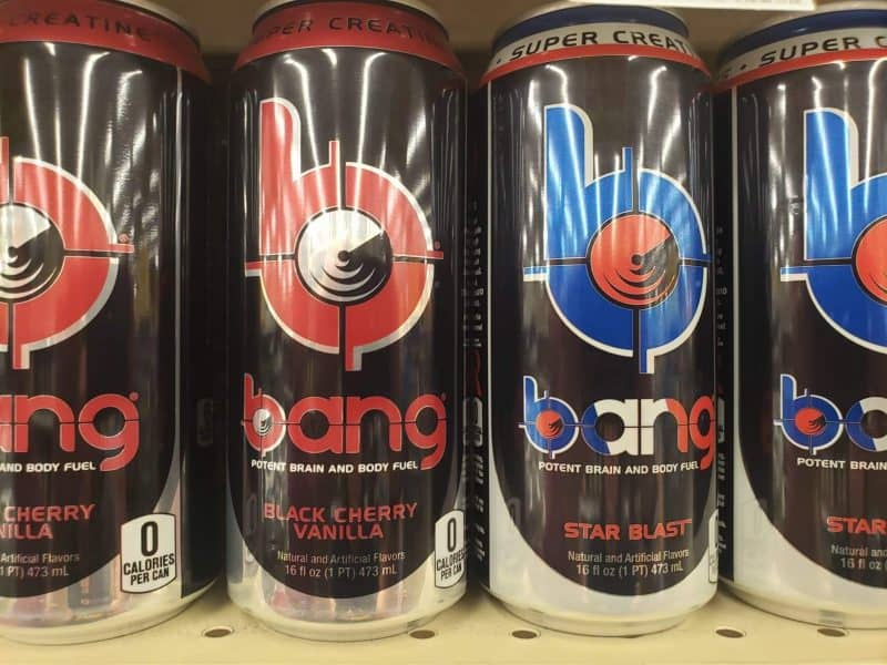 The truth about bang Energy drinks