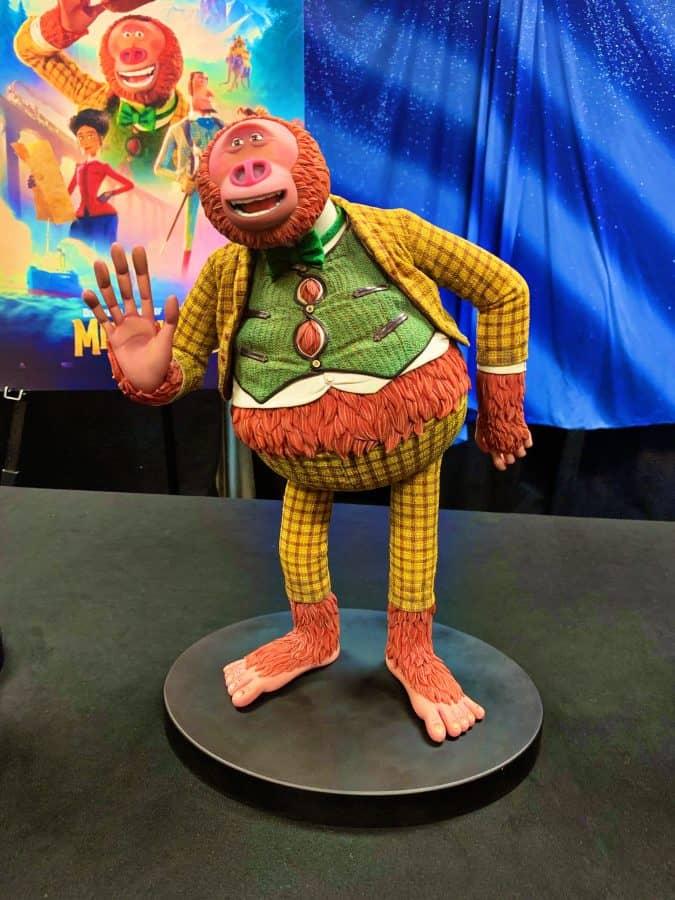 mister link puppet