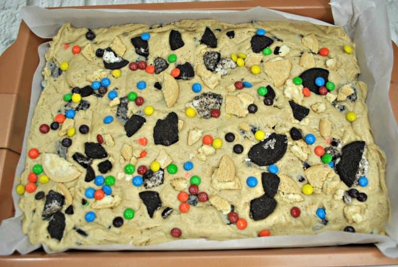OREO Monster Cookie Bars