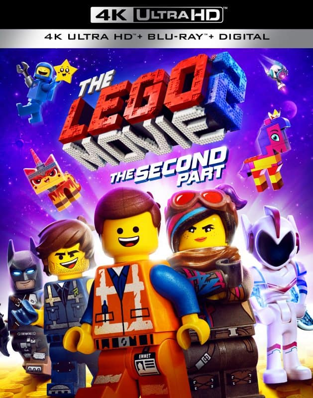 The Lego Movie 2 The Second Part 4K 2D