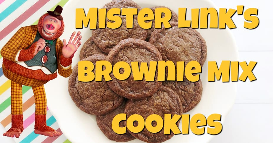 mister links brownie mix cookies recipe